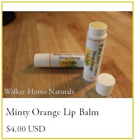 Minty Orange LB